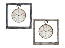 SQUARE FRAME CLOCK