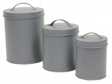 TROIS CANISTER SET
