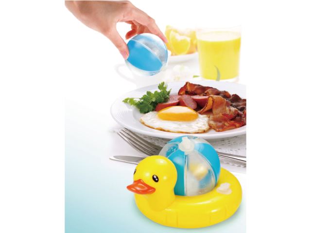 FLOATY DUCK Pepper&Salt shaker
